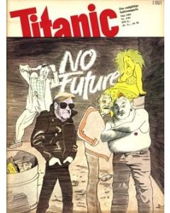 TITANIC Heft Mai 1981 (Papier)