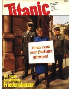 TITANIC Heft Juni 1981 (Papier)