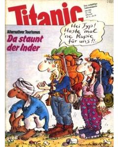 TITANIC Heft Juli 1981 (Papier)