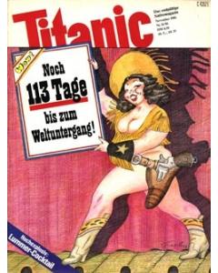 TITANIC Heft November 1981 (Papier)