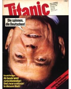 TITANIC Heft Dezember 1981 (Papier)