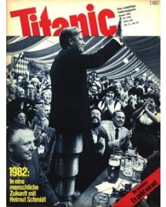 TITANIC Heft Januar 1982 (Papier)