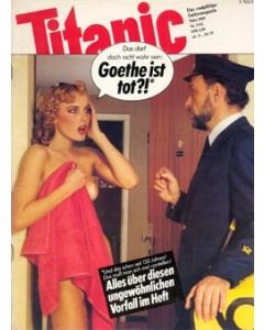 TITANIC Heft März 1982 (Papier)
