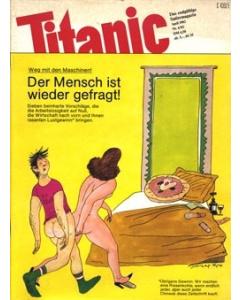 TITANIC Heft April 1982 (Papier)