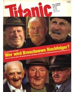 TITANIC Heft Mai 1982 (Papier)