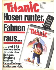 TITANIC Heft Juni 1982 (Papier)