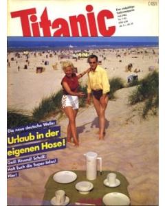 TITANIC Heft Juli 1982 (Papier)