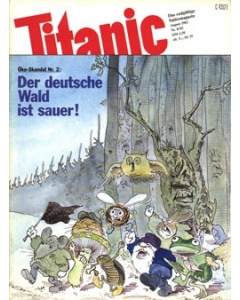 TITANIC Heft August 1982 (Papier)