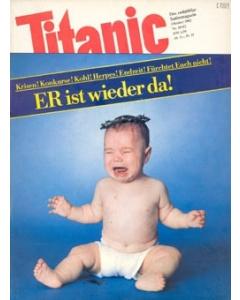 TITANIC Heft Oktober 1982 (Papier)