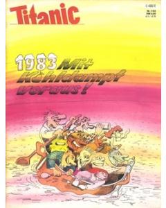 TITANIC Heft Januar 1983 (Papier)