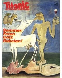 TITANIC Heft August 1983 (Papier)
