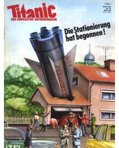 TITANIC Heft Oktober 1983 (Papier)