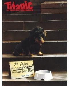 TITANIC Heft November1983 (Papier)
