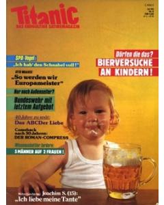 TITANIC Heft Juni 1984 (Papier)