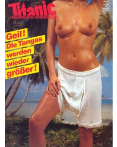 TITANIC Heft Juli 1984 (Papier)