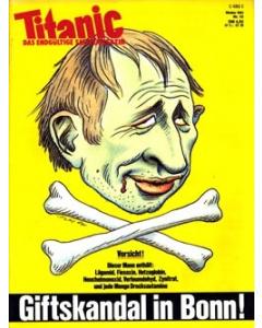 TITANIC Heft Oktober 1984 (Papier)