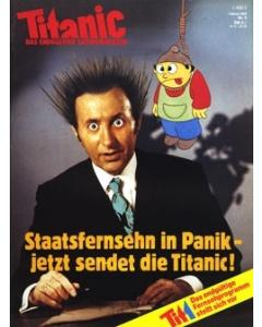 TITANIC Heft Februar 1985 (Papier)