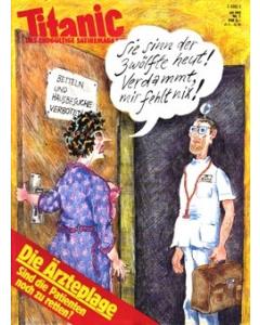 TITANIC Heft Juli 1985 (Papier)