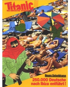 TITANIC Heft August 1985 (Papier)