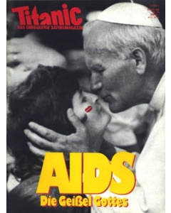 TITANIC Heft Oktober 1985 (Papier)