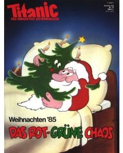 TITANIC Heft Dezember 1985 (Papier)