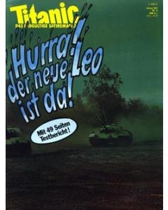 TITANIC Heft Februar 1987 (Papier)