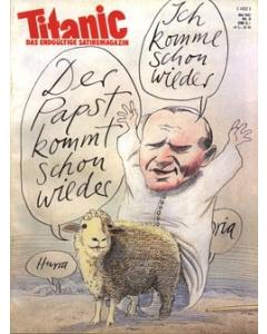 TITANIC Heft Mai 1987 (Papier)