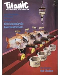 TITANIC Heft Juli 1987 (Papier)