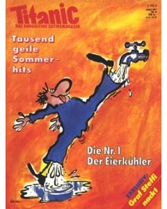 TITANIC Heft August 1987 (Papier)