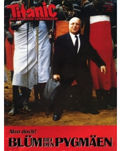 TITANIC Heft November 1987 (Papier)