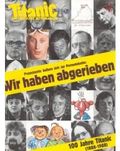 TITANIC Heft Februar 1988 (Papier)