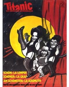 TITANIC Heft März 1988 (Papier)