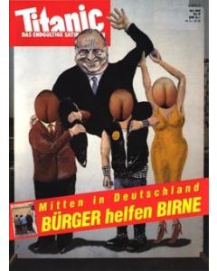 TITANIC Heft Mai 1989 (Papier)