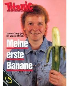 TITANIC Heft November 1989 (Papier)