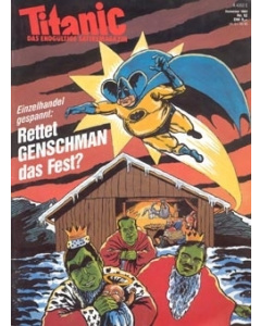 TITANIC Heft Dezember 1989 (Papier)
