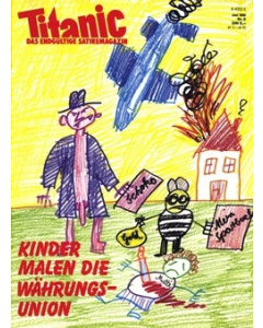 TITANIC Heft Juni 1990 (Papier)