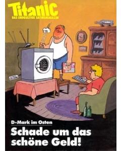 TITANIC Heft Juli 1990 (Papier)