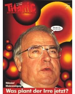 TITANIC Heft Oktober 1990 (Papier)