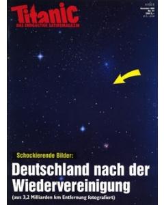 TITANIC Heft November 1990 (Papier)