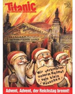TITANIC Heft Dezember 1990 (Papier)
