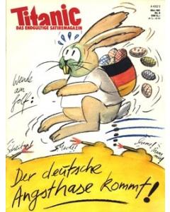 TITANIC Heft März 1991 (Papier)