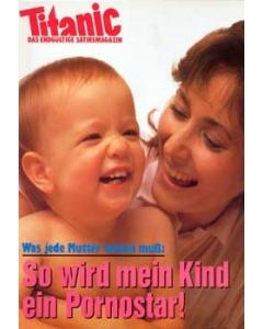 TITANIC Heft August 1991 (Papier)