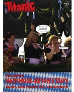TITANIC Heft Oktober 1991 (Papier)