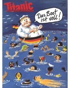 TITANIC Heft November 1991 (Papier)