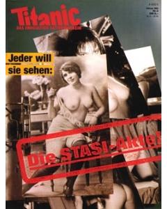 TITANIC Heft Februar 1992 (Papier)