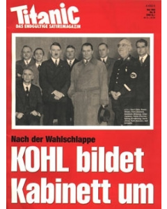 TITANIC Heft Mai 1992 (Papier)