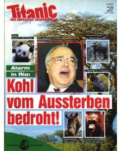TITANIC Heft Juni 1992 (Papier)