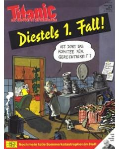 TITANIC Heft August 1992 (Papier)