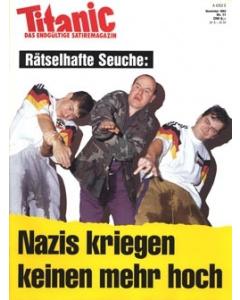 TITANIC Heft November 1992 (Papier)