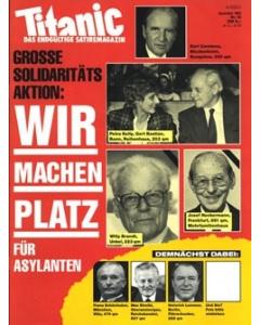 TITANIC Heft Dezember 1992 (Papier)
